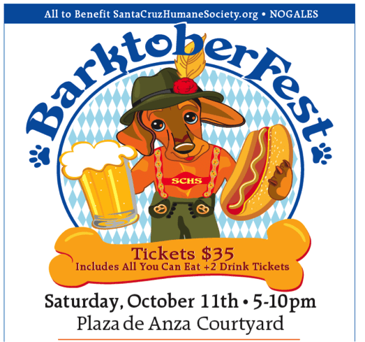 Barktoberfest Tickets on Sale Now!